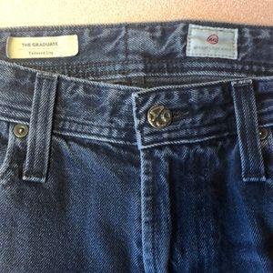 AG Mens Jeans. The graduate tailored leg